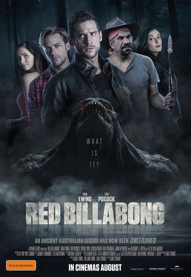 Red Billagong